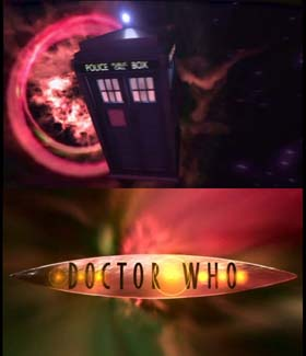 Dr Who is back!
